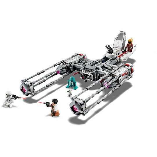 LEGO Star Wars: The Rise of Skywalker Resistance Y-Wing Starfighter 75249 New Advanced Collectible Starship Model Building Kit 578pc image number null