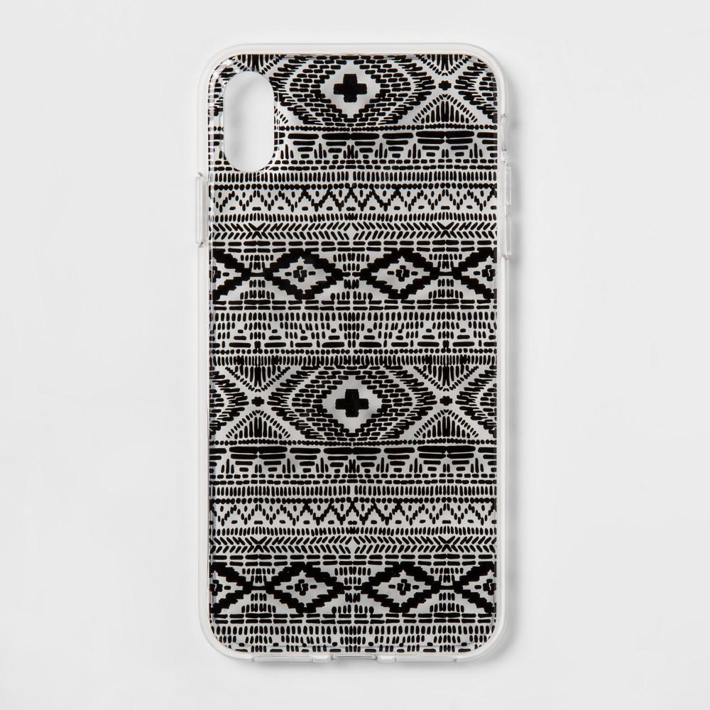 heyday Apple iPhone XS Max Case - Black Global