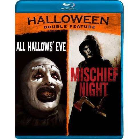 Halloween Double Feature (Blu Ray) (All Hallows Eve/Mischief Night)(Ws/2.35 (Blu-ray) - image 1 of 1