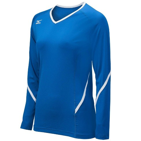 Mizuno Youth Girl's Techno Generation Long Sleeve Jersey - image 1 of 1