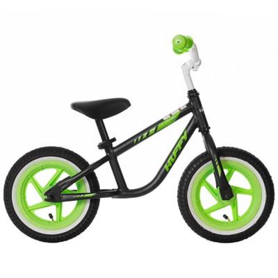 "Huffy Lil Cruizer 12"" Kids' Balance Bike - Black"