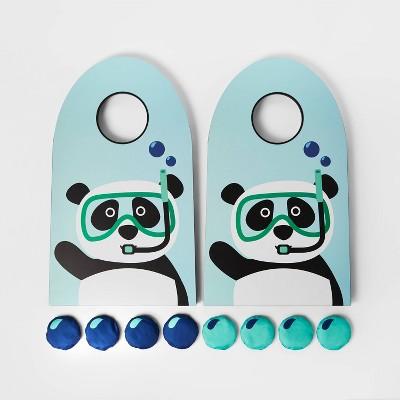 Kids' Panda Bean Bag Toss Set - Sun Squad™