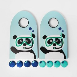Kids' Panda Bean Bag Toss Set - Sun Squad™