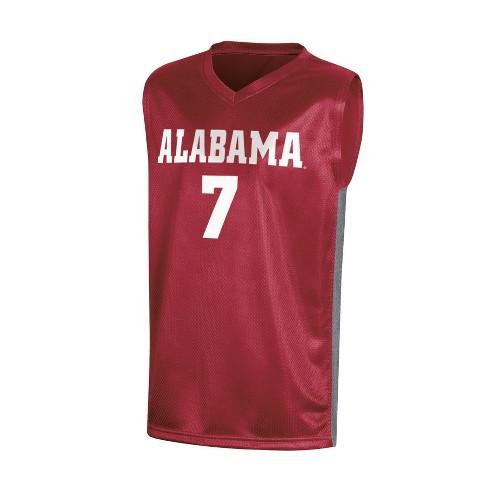 Alabama Crimson Tide Basketball Jersey >> Ncaa Boy S Basketball Jersey Alabama Crimson Tide M Target