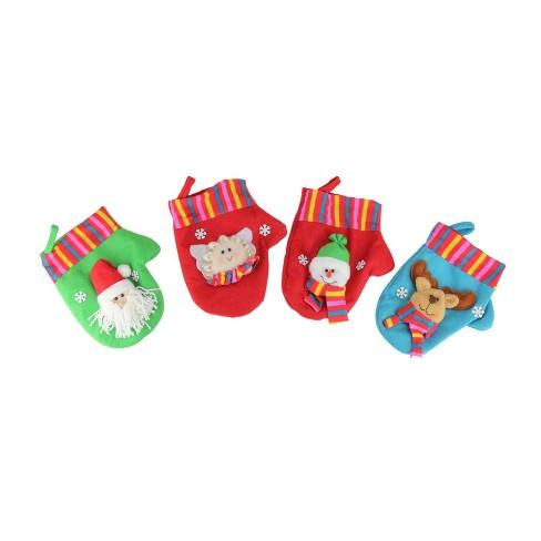 CMI 10-Piece Winter Wonderland Christmas Stocking and Novelty Gift Bag Set - image 1 of 4