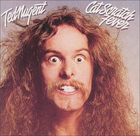 Ted nugent - Cat scratch fever (CD) - image 1 of 1