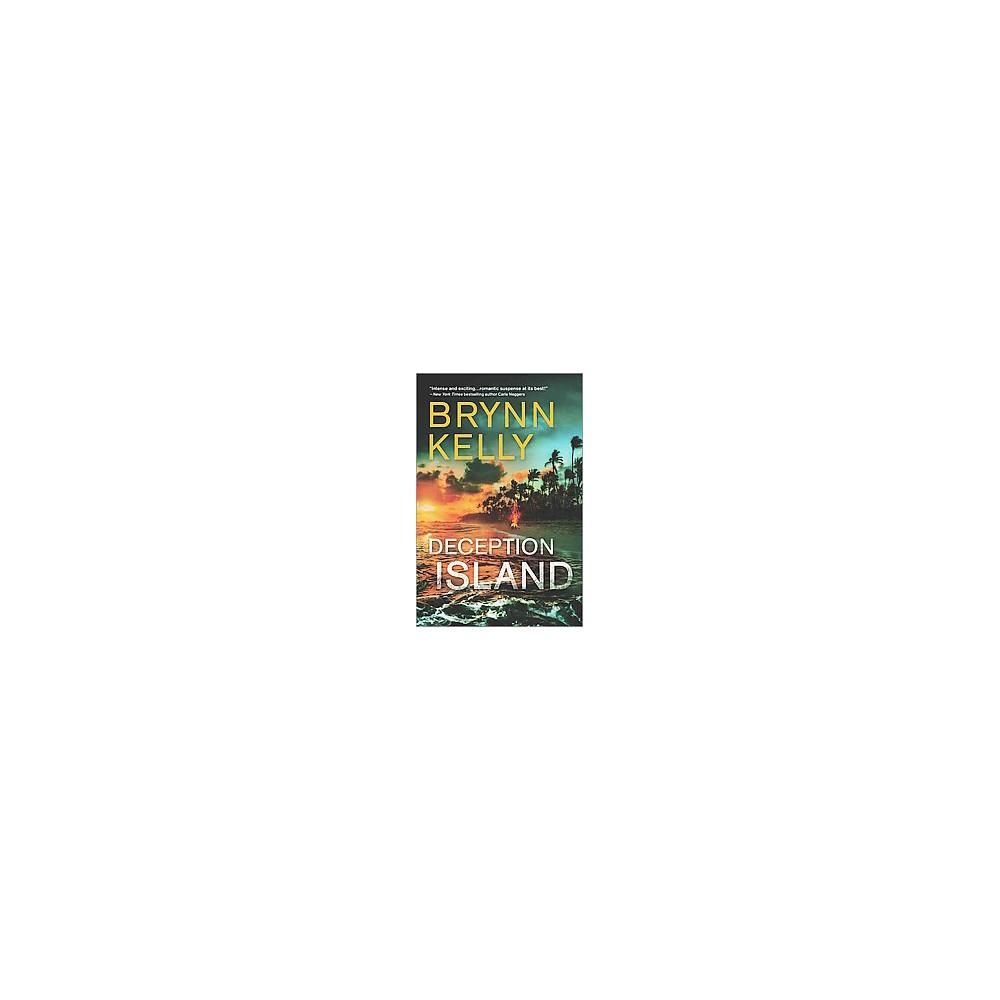 Deception Island (Hardcover) (Brynn Kelly)