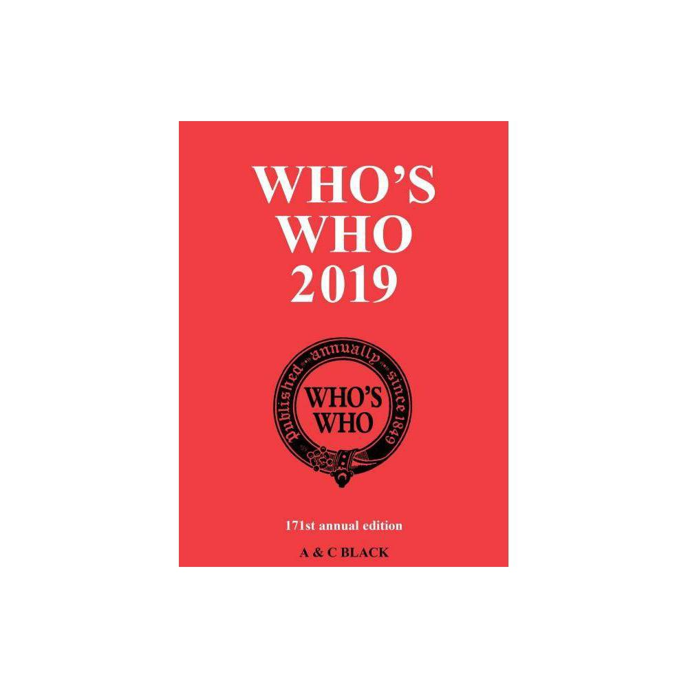 Who's Who 2019 - 171(Hardcover)