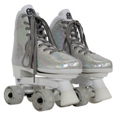 Circle Society Adjustable Skate Disco A Size 3-7, Kids Unisex
