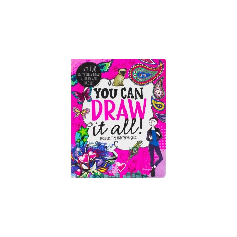 You Can Draw It All! - (Paperback)