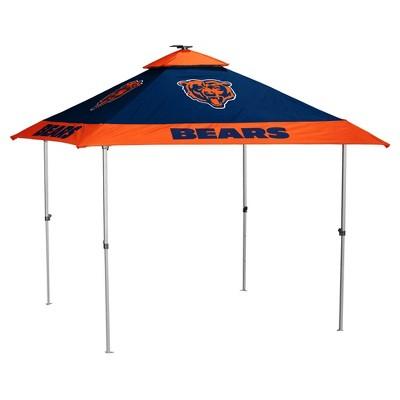sc 1 st  Target & NFL Chicago Bears 10x10u0027 Pagoda Canopy Tent : Target