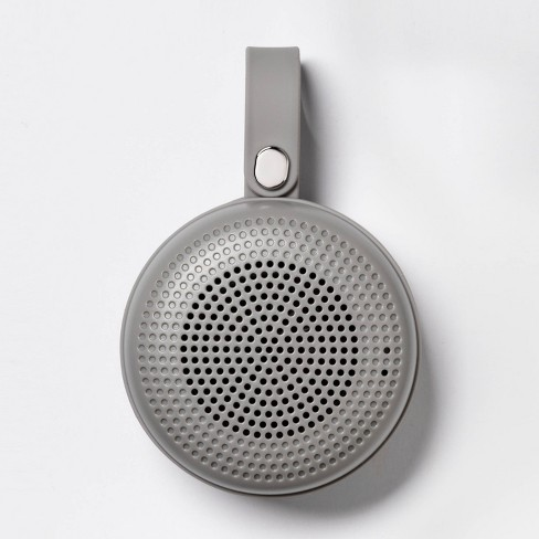 heyday™ Round Portable Bluetooth Speaker with Loop - image 1 of 2