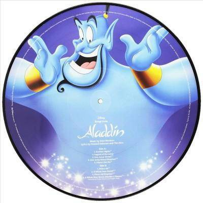 Various Artists - Songs From Aladdin (LP Picture Disc) (Vinyl)