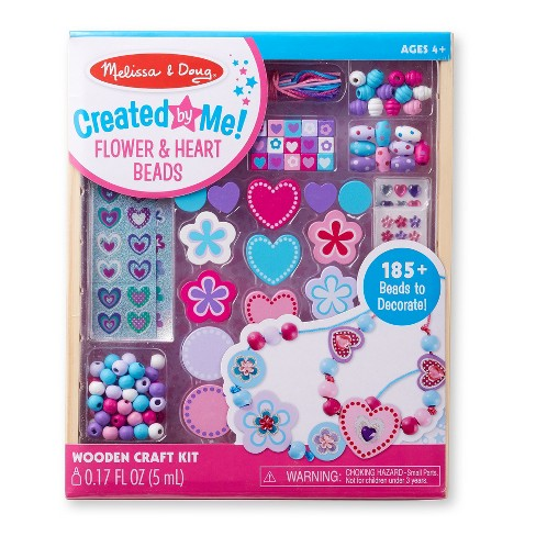 Melissa & Doug Created By Me Jewelry Kit - image 1 of 3