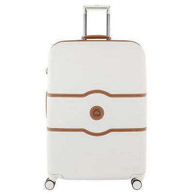 """DELSEY Paris Chatelet Hard 28"""" Spinner Suitcase - Champagne"""