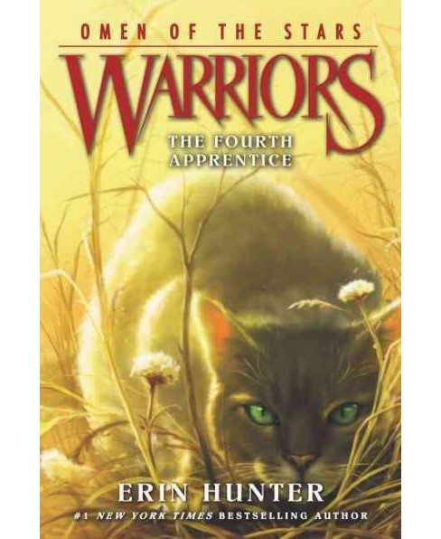 Fourth Apprentice (Reprint) (Paperback) (Erin Hunter) - image 1 of 1