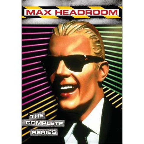 Max Headroom: The Complete Series (DVD) - image 1 of 1