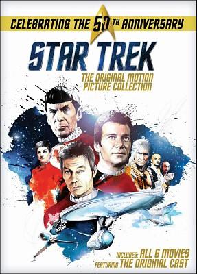 Star Trek: Original Motion Picture Collection (DVD)