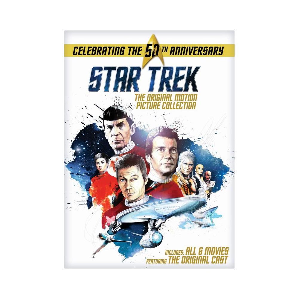 Star Trek: Original Motion Picture Collection (dvd_video)
