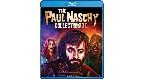 Paul Naschy Collection Ii (Blu-ray) - image 1 of 1