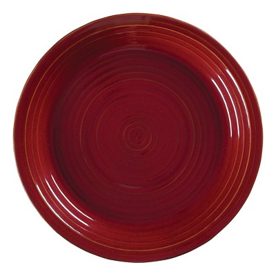 Park Designs Aspen Salad Plate Set - Red