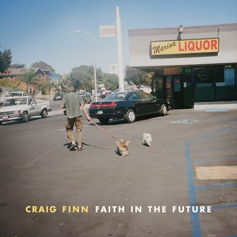 Craig finn - Faith in the future (Vinyl) - image 1 of 1
