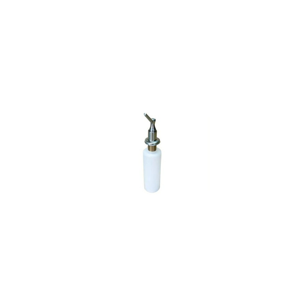 Image of Restoration Kitchen Soap Dispenser Satin Nickel - Kingston Brass