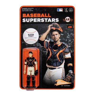"MLB San Francisco Giants 3.75"" Modern ReAction Wave 1 Action Figure - Buster Posey"