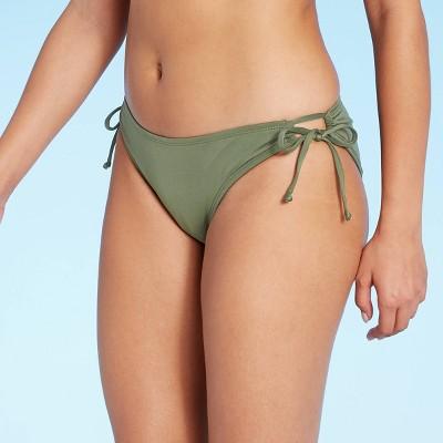 Women's Medium Coverage Keyhole Hipster Bikini Bottom - Kona Sol™