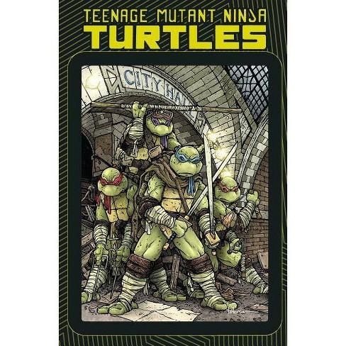 Teenage Mutant Ninja Turtles: Macro-Series - by  Kevin Eastman & Paul Allor & Ian Flynn (Paperback) - image 1 of 1