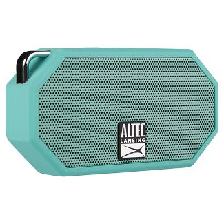 Altec Mini H2O Bluetooth Waterproof Speaker - Mint