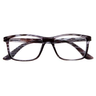 ICU Eyewear Novato – Large Rectangular Gray