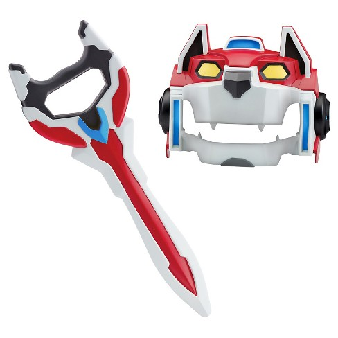 Voltron Red Lion Defender Gear - image 1 of 5