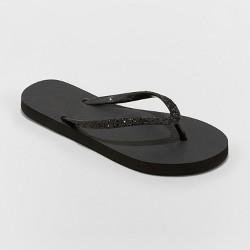 f1d4d8f9e Women s Jana Braided Thong Ankle Strap Sandal - Universal Thread™ · Women s  Brynn Glitter Flip Flop - Shade ...