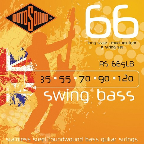 Rotosound RS665LB Bass Strings - image 1 of 4