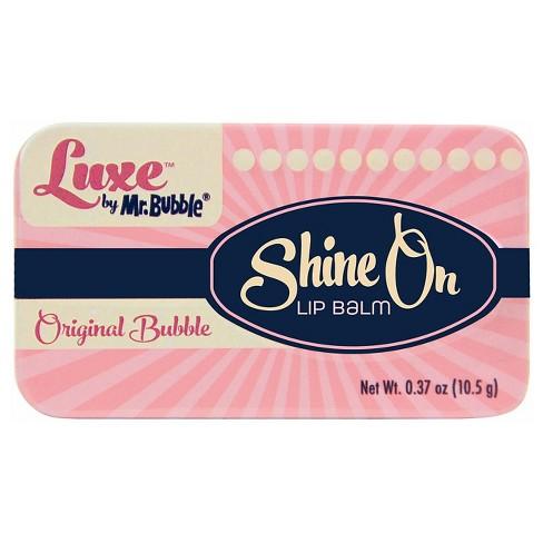 Luxe by Mr. Bubble® Original Shine On Lip Balm 0.37 oz - image 1 of 1