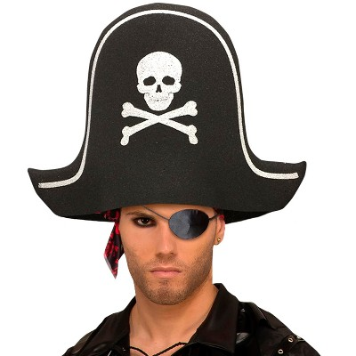 Funky Fresh Pirate Adult Foam Costume Hat