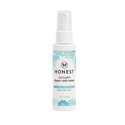 The Honest Company Sprayable Diaper Rash Cream - 2oz