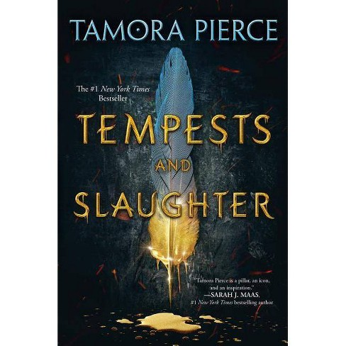 Tempests and Slaughter (the Numair Chronicles, Book One) - by  Tamora Pierce (Paperback) - image 1 of 1