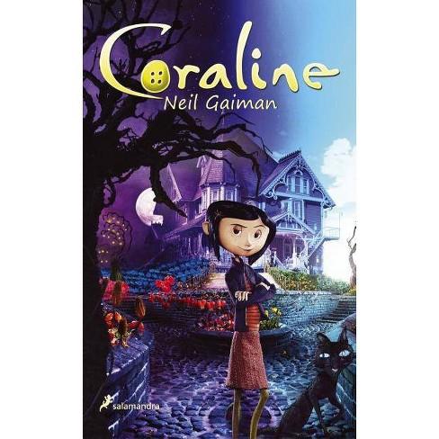 Coraline By Neil Gaiman Paperback Target