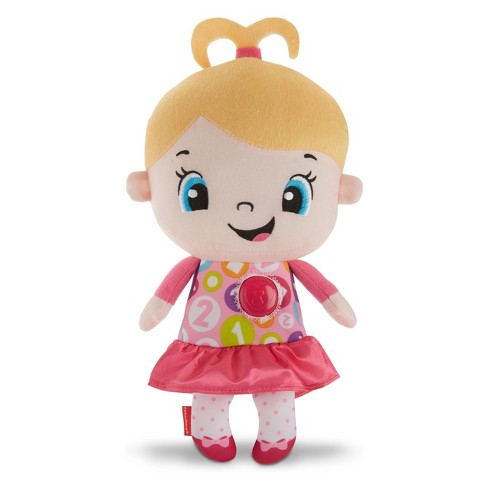 Fisher-Price Laugh & Learn My Learning Doll - image 1 of 7