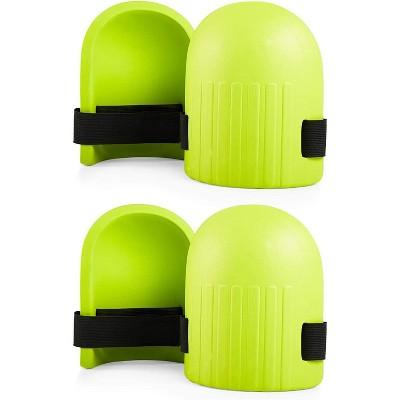 Okuna Outpost 2 Pairs Green Foam Kneeling Pad, Adjustable Knee Pads for Gardening Work