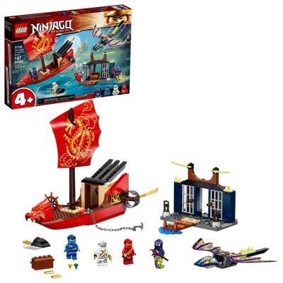 LEGO NINJAGO Legacy Final Flight of Destiny's Bounty 71749 Building Kit