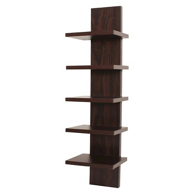 "30"" x 6"" Vertical Wall Shelf - Danya B."