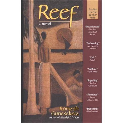 Reef - by  Romesh Gunesekera (Paperback) - image 1 of 1
