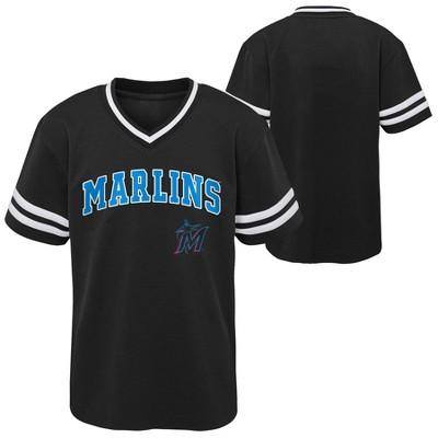 MLB Miami Marlins Toddler Boys' Pullover Jersey