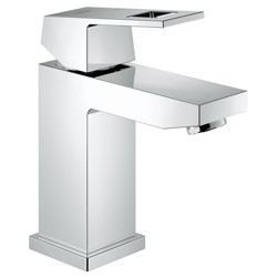 Grohe America, Inc 23 133 A Eurocube 1.2 GPM Single Handle Single Hole Bathroom Faucet