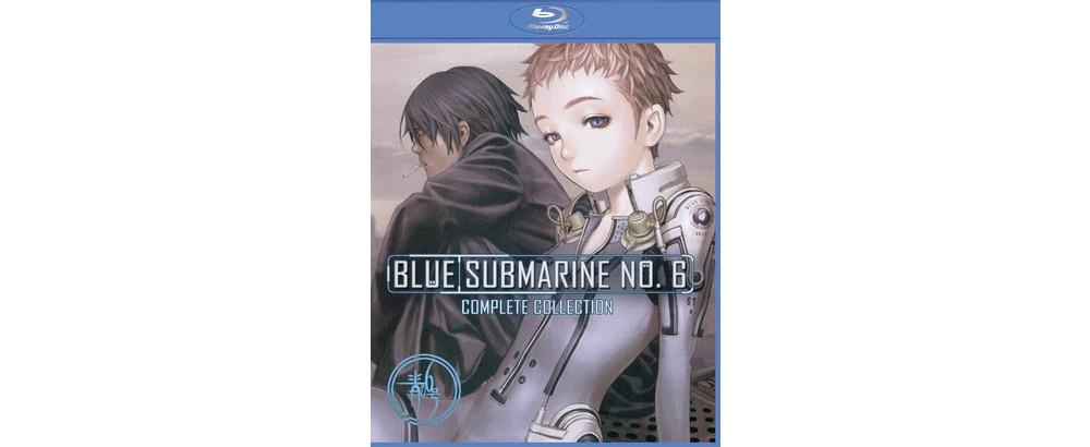 Blue submarine no 6 complete collecti (Blu-ray)