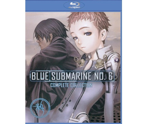 Blue submarine no 6 complete collecti (Blu-ray) - image 1 of 1
