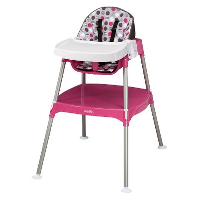 Evenflo® Convertible High Chair - Dottie Rose